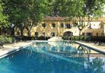 Hôtel 5 étoiles Noves - Domaine De Manville-3
