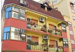 Hôtel Tirana - Alpin Hotel Tirana-1