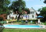 Hôtel Grzybowo - Pałac Budzistów-4