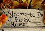Hôtel San Simeon - J Patrick House Bed and Breakfast Inn-2