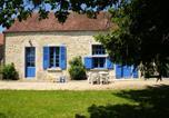 Location vacances L'Isle-sur-Serein - Maison De Vacances - Chalet Gerard-4
