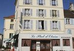 Hôtel Aulnoy - Hôtel restaurant Le Plat D'etain-1
