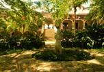 Hôtel Uxmal - Hacienda Tepich Casa Vargas-2