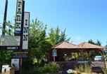 Hôtel Radium Hot Springs - Radium Park Lodge-2