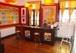 Hôtel Mendoza - Hostel Club-4