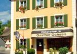 Location vacances Aarau - Gasthof Ochsen-2