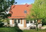 Location vacances Aschersleben - Holiday home Ferienhaus Gernrode 1-2