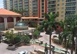 Location vacances North Miami Beach - Sunny Isles close to the beach apartment-4