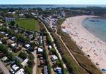Camping avec Accès direct plage Morbihan - Camping de la Plage-2