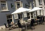 Hôtel Llanwrtyd Wells - Bear With Rooms-4