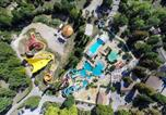 Camping avec Parc aquatique / toboggans Villeneuve-de-Berg - Capfun - Domaine d'Imbours-1