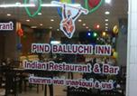 Hôtel Pattaya - Pind Balluchi Inn-4