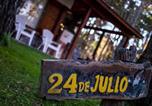 Location vacances Santa Teresita - Cabaña 24 de Julio-2