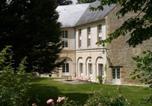 Location vacances Saint-Vaast-sur-Seulles - Château de Tilly-sur-Seulles-4