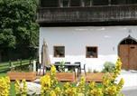 Location vacances Taxenbach - Holiday home Luxus Bauernchalet Höf-4