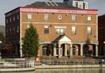 Hôtel Salford - Premier Inn Manchester - Salford Quays-2