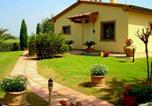 Location vacances Castagneto Carducci - Villino Sibilla Terra-2