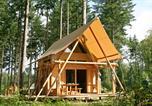 Camping avec Chèques vacances Maisons-Laffitte - Village Huttopia Senonches-4