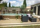 Location vacances Agde - Villa Villa Bosquet-2