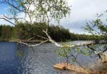 Location vacances Salla - Hakojärvi Log Cottage-2