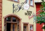 Hôtel Mettlach - Mannebacher Landhotel-4