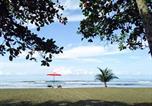 Hôtel Dominical - Rafiki Beach Camp-3