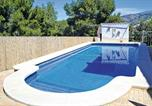 Location vacances Ibi - Holiday home Avenida De los Chopos-3