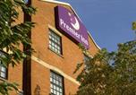 Hôtel Salford - Premier Inn Manchester - Salford Quays-3
