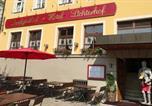 Hôtel Bad Windsheim - Landgasthof-Hotel Lichterhof-1