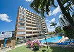 Hôtel Burleigh Heads - Oceania Apartments-2