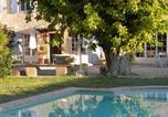 Hôtel Loriol-du-Comtat - L'Eté Indien-2