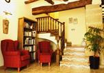 Hôtel Villarluengo - La Posada de Berge-4