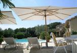 Location vacances Richerenches - Villa in Le Baume De Transit-4
