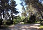 Camping avec WIFI Marseille - Camping du Garlaban-3