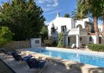 Location vacances l'Alfàs del Pi - Villa in Alfaz Del Pi-4
