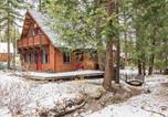 Location vacances Carnelian Bay - Creekside Chalet in North Lake Tahoe Cabin-1