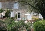 Location vacances Saint-Laurent-d'Aigouze - Holiday home Domaine De Chaberton Maison Les Tamaris-1