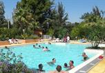 Camping Estavar - Camping Pinede Enchantee