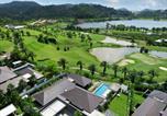 Location vacances Kathu - Svea's Loch Palm Lake View Villa-1