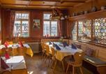 Location vacances Schiltach - Gasthof Sonne-3
