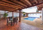 Location vacances Barichara - Casa Bari El Jardin-4
