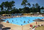 Camping avec Ambiance club Saint-Pierre-d'Oléron - Camping Les Sables de Cordouan-1