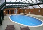 Hôtel Fowey - Poolside-4