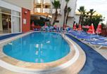 Hôtel Şirinyer - Seren Sari Hotel-1