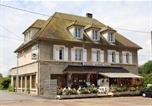 Hôtel Ecouché - La Petite France-3