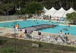 Camping avec Ambiance club Labenne - Plein Air Locations camping Le Vivier-1