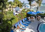 Hôtel Belize - Blue Tang Inn-3