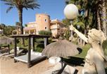 Location vacances Santa Gertrudis de Fruitera - Nine-Bedroom Apartment in Ibiza with Pool I-2