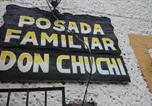 Hôtel Valladolid - Posada Don Chuchi Calle 42-4
