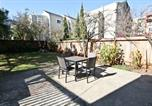 Location vacances Brisbane - Dolores Street Noe Valley Two-Bedroom Apartment-4